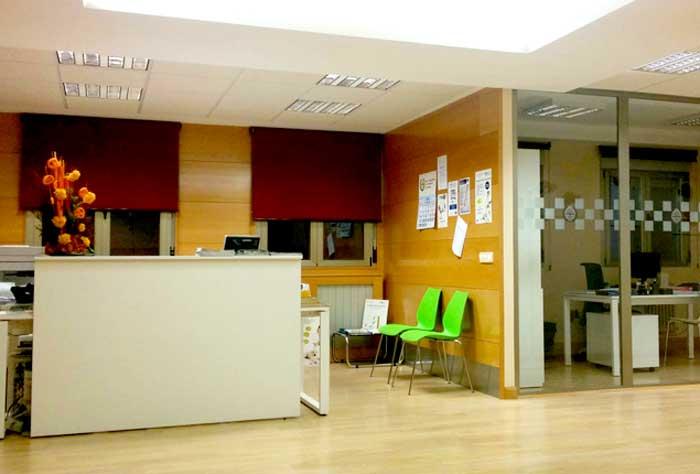La sede de Colvepa