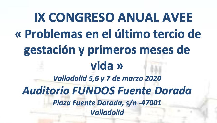 AVEE Valladolid 2020