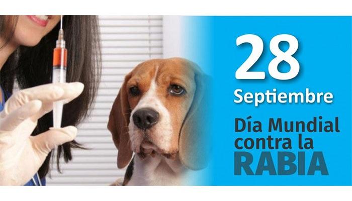 28 Septiembre - Día Mundial contra la Rabia